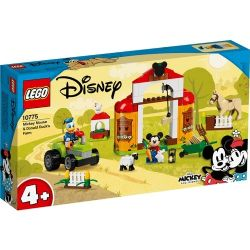 MICKEY AND FRIENDS -  MICKEY MOUSE AND DONALD DUCK'S FARM (118 PIECES) 10775