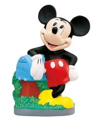 MICKEY AND FRIENDS -  MICKEY MOUSE COIN BANK (8.5