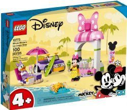 MICKEY AND FRIENDS -  MINNIE MOUSE'S ICE CREAM SHOP (100 PIECES) 10773