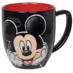 MICKEY AND FRIENDS -  RED MICKEY MUG