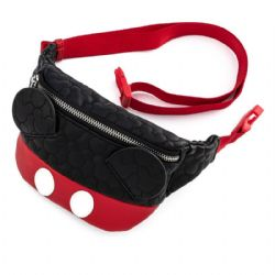 MICKEY MOUSE -  FANNY PACK -  LOUNGEFLY