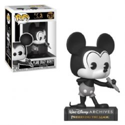 MICKEY MOUSE -  POP! VINYL FIGURE OF PLANE CRAZY MICKEY (4 INCH) -  WALT DISNEY ARCHIVES 797