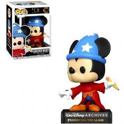 MICKEY MOUSE -  POP! VINYL FIGURE OF SORCERER MICKEY (4 INCH) -  WALT DISNEY ARCHIVES 799