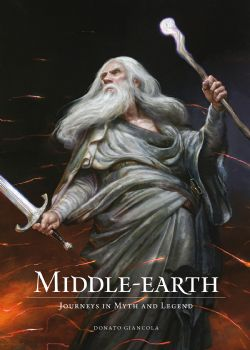 MIDDLE-EARTH -  JOURNEYS IN MYTH AND LEGEND 01