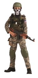 MILITARY -  SOLDIER COSTUME (CHILD)