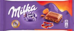 MILKA -  DAIM CHOCOLATE