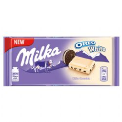 MILKA -  OREO WHITE CHOCOLATE