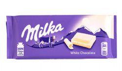 MILKA -  WHITE CHOCOLATE