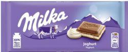 MILKA -  YOGURT CHOCOLATE
