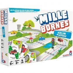MILLE BORNES -  SUR UN PLATEAU (FRENCH)