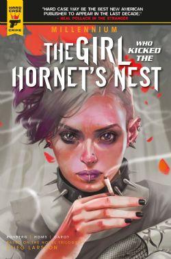 MILLENNIUM -  GIRL WHO KICKED THE HORNET'S NEST TP 03