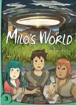 MILOS WORLD -  CLOUD GIRL TP 03