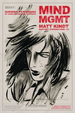 MIND MGMT RAPPORT D'OPÉRATIONS -  GUERRES PSYCHIQUES ET LEURS INFLUENCES INVISIBLES 01