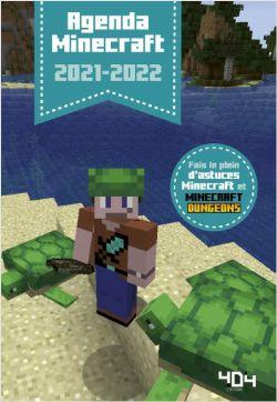 MINECRAFT -  AGENDA 2021-2022