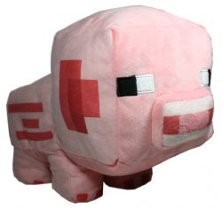 MINECRAFT -  BABY PIG PLUSH (8