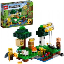 MINECRAFT -  THE BEE FARM (238 PIECES) 21165