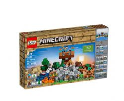 MINECRAFT -  THE CRAFTING BOX 2.0 (717 PIECES) 21135