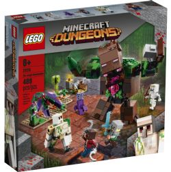 MINECRAFT -  THE JUNGLE ABOMINATION (489 PIECES) 21176