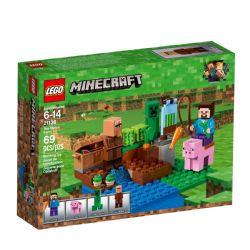 MINECRAFT -  THE MELON FARM 21138