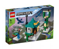 MINECRAFT -  THE SKY TOWER (565 PIECES) 21173