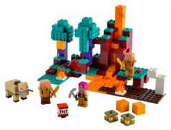 MINECRAFT -  THE WARPED FOREST (287 PIECES) 21168