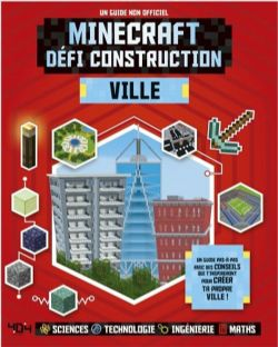 MINECRAFT -  VILLE -  DÉFI CONSTRUCTION