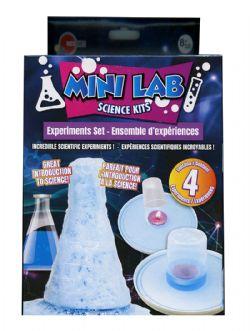 MINI LAB SCIENCE KITS -  EXPERIMENTS SET (MULTILINGUAL)