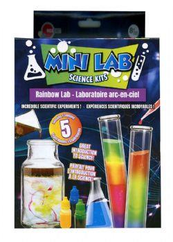 MINI LAB SCIENCE KITS -  RAINBOW LAB (MULTILINGUAL)