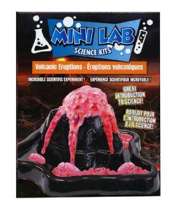 MINI LAB SCIENCE KITS -  VOLCANIC ERUPTIONS (MULTILINGUAL)