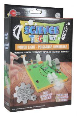 MINI TECHNO SCIENCE KIT -  POWER LIGHT (MULTILINGUAL)