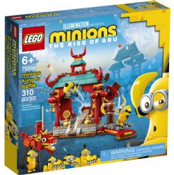 MINIONS -  KUNG FU BATTLE (310 PIECES) -  THE RISE OF GRU 75550