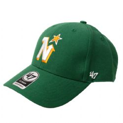 MINNESOTA NORTH STARS -  ADJUSTABLE GREEN CAP