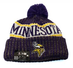 MINNESOTA VIKINGS -  2018/19 PURPLE/YELLOW
