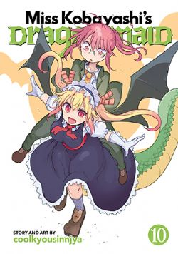 MISS KOBAYASHI'S DRAGON MAID -  (ENGLISH V.) 10