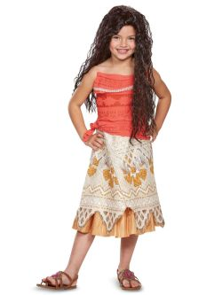 MOANA -  MOANA COSTUME (CHILD)