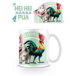 MOANA -  PUA & HEI HEI MUG - WHITE