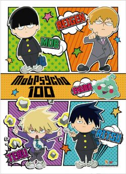 MOB PSYCHO 100 -  -CHARACTERS- (44