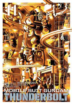 MOBILE SUIT GUNDAM -  (ENGLISH V.) -  THUNDERBOLT 11