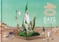 MOEBIUS -  40 DAYS DANS LE DÉSERT B HC