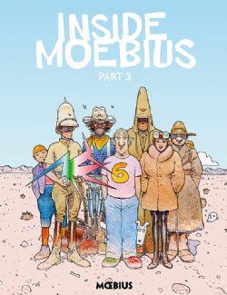 MOEBIUS -  INSIDE MOEBIUS HC 03