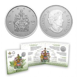 MOMENTS TO HOLD (2021) -  ARMS OF CANADA -  2021 CANADIAN COINS 01