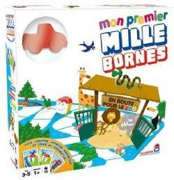 MON PREMIER MILLE BORNES -  EN ROUTE POUR LE ZOO (FRENCH)