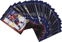 MONCTON WILDCATS -  (24 CARDS) -  2013-14