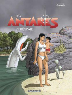 MONDES D'ALDEBARAN, LES -  ANTARES: L'INTÉGRALE -  ANTARES