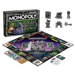 MONOPOLY -  BEETLEJUICE (ENGLISH)