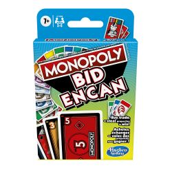 MONOPOLY -  BID (BILINGUAL)