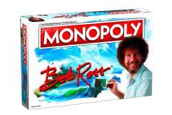 MONOPOLY -  BOB ROSS (ENGLISH)