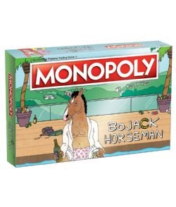 MONOPOLY -  BOJACK HORSEMAN (ENGLISH)