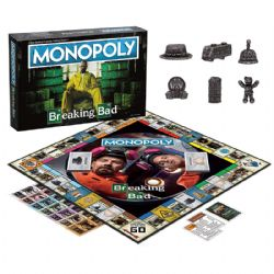 MONOPOLY -  BREAKING BAD (ENGLISH)