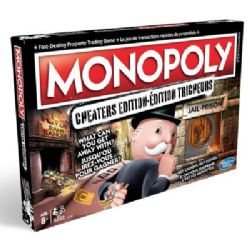 MONOPOLY -  CHEATERS EDITION (BILINGUAL)